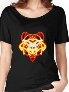 Tiger, Light, Burning, Bright Women's Relaxed Fit T-Shirt