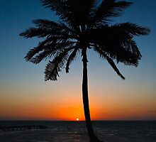 Belize Sunrise by Gary Gray