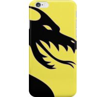 Dark Dragon iPhone Case/Skin
