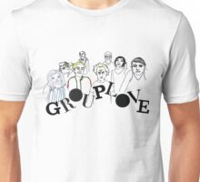 Grouplove  - Boarderlines and Aliens Unisex T-Shirt