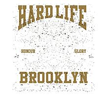 Hard-Life Photographic Print