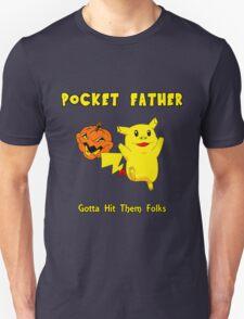 Pocket Father Unisex T-Shirt