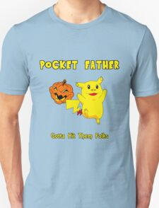 Pocket Father Unisex T-Shirt