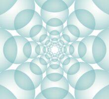 Spheres Sticker