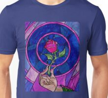 Single Rose Unisex T-Shirt