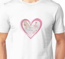 The hearts passio Unisex T-Shirt