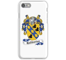 Haliburton  iPhone Case/Skin