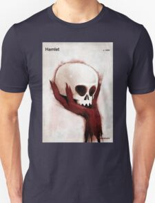 William Shakespeare - Hamlet Unisex T-Shirt