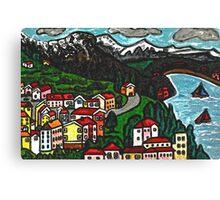 Simply Swiss Canvas Print