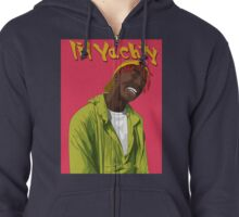 Lil Yachty Zipped Hoodie
