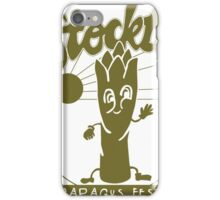 Stockton Asparagus Festival iPhone Case/Skin