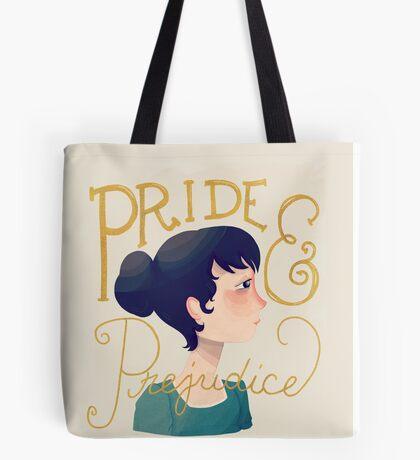 Pride and Prejudice Tote Bag