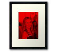 Amanda Bynes - Celebrity Framed Print