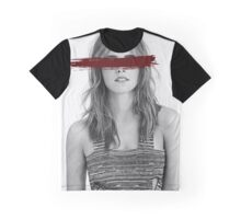 Dead Pop Stars of Our Youth - Emma Watson Graphic T-Shirt