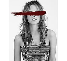 Dead Pop Stars of Our Youth - Emma Watson Photographic Print