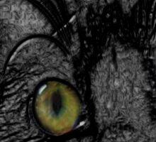 The Metal Cat Sticker