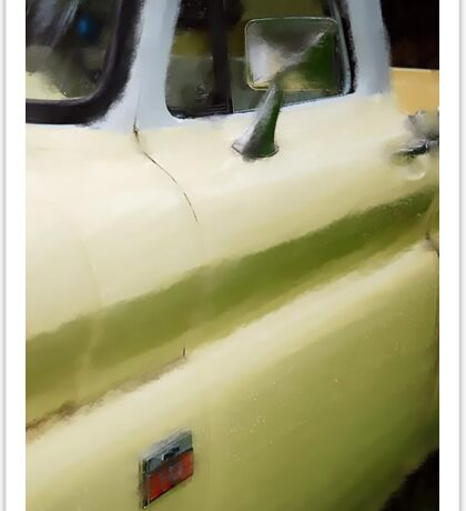 Classic Chevy Sticker
