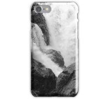 Englishman River Falls, British Columbia iPhone Case/Skin