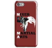 Ken Masters MMA iPhone Case/Skin