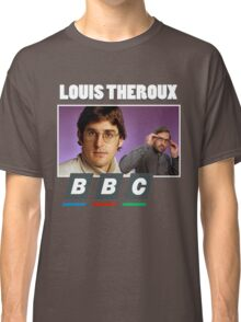 Louis Theroux Print Classic T-Shirt