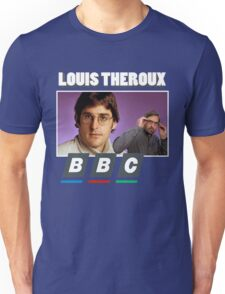 Louis Theroux Print Unisex T-Shirt