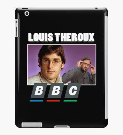 Louis Theroux Print iPad Case/Skin
