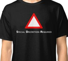 Channel 4 Red Triangle Classic T-Shirt