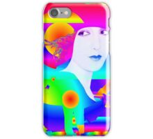 Abstract Color Dream iPhone Case/Skin
