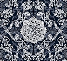 Centered Lace - Dark by micklyn