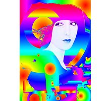 Abstract Color Dream Photographic Print