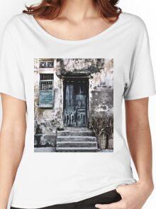 VIETNAMESE FACADE Women's Relaxed Fit T-Shirt