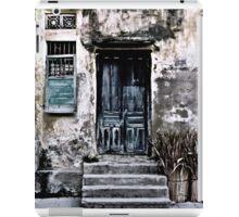 VIETNAMESE FACADE iPad Case/Skin