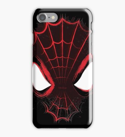The Web has Eyes iPhone Case/Skin