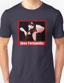 jose fernandez 16 Unisex T-Shirt