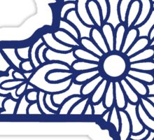 New York Mandala Sticker