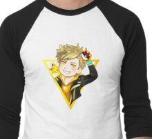 Spark Men's Baseball ¾ T-Shirt