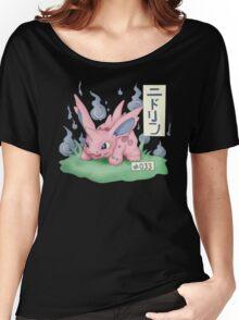 Nidorino Japanese Pokemon Women's Relaxed Fit T-Shirt