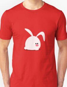 Lone Bunny Unisex T-Shirt