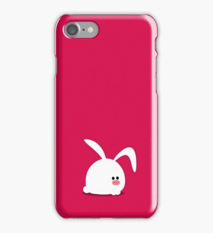 Lone Bunny iPhone Case/Skin