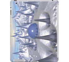 Science Fiction Landscape iPad Case/Skin