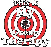 This Is My Group Therapy Photographic Print