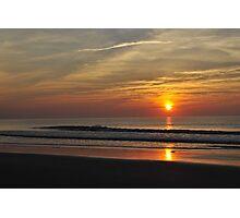 Calming Sunrise Photographic Print