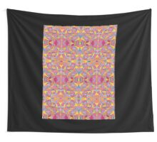 Color Pattern Wall Tapestry