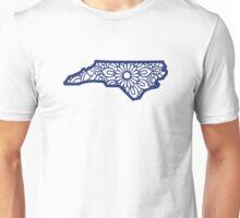 North Carolina Mandala Unisex T-Shirt