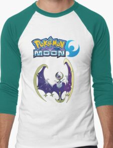 Pokemon Moon sun Men's Baseball ¾ T-Shirt