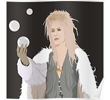 Jareth Brought You A Gift Poster