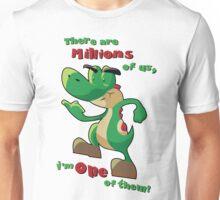 Playable Character Yoshi Unisex T-Shirt