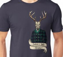 Suited and Bruted Unisex T-Shirt