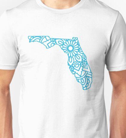 Florida Mandala Unisex T-Shirt