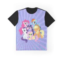 My Little Ponies Graphic T-Shirt